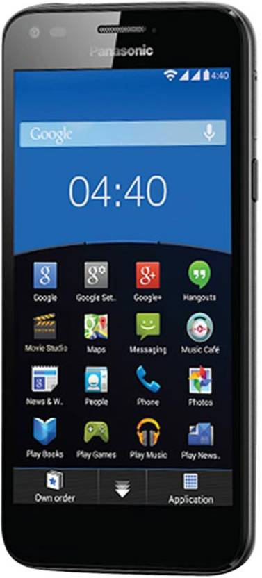 Panasonic T33 (Duke Blue, 512 MB)