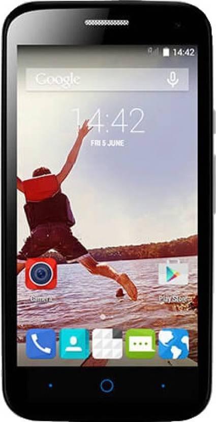 ZTE Blade Qlux 4G (Black, 8 GB)