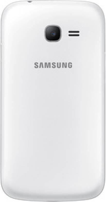 Samsung Galaxy Star Pro (White, 4 GB)(512 MB RAM)