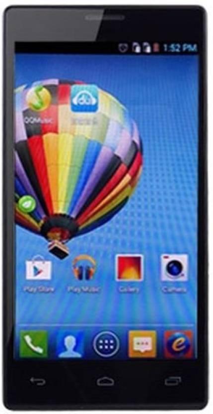 Alcatel One Touch J636d Plus (Black, 4 GB)