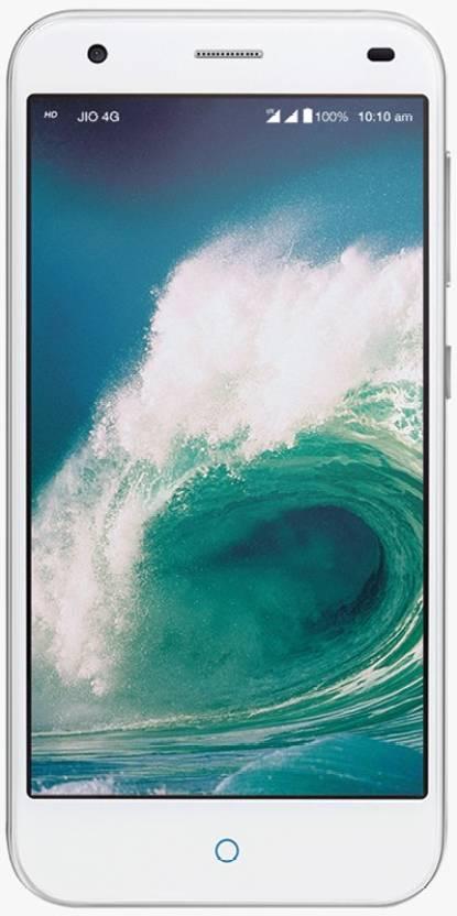 LYF Water 2 (Silver, 16 GB)
