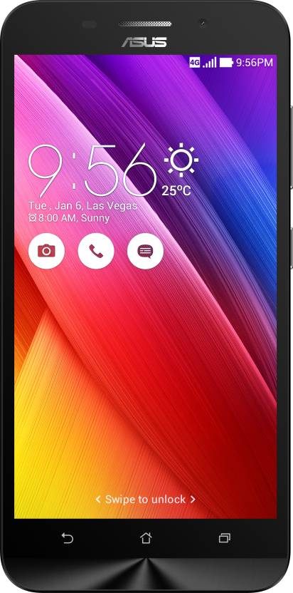 Compare Asus Zenfone Max (Black, 16 GB)  (With Snapdragon 410) at Compare Hatke