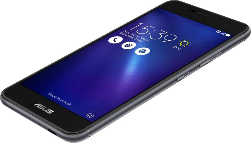 Asus Zenfone 3_Max (Grey, 32 GB)