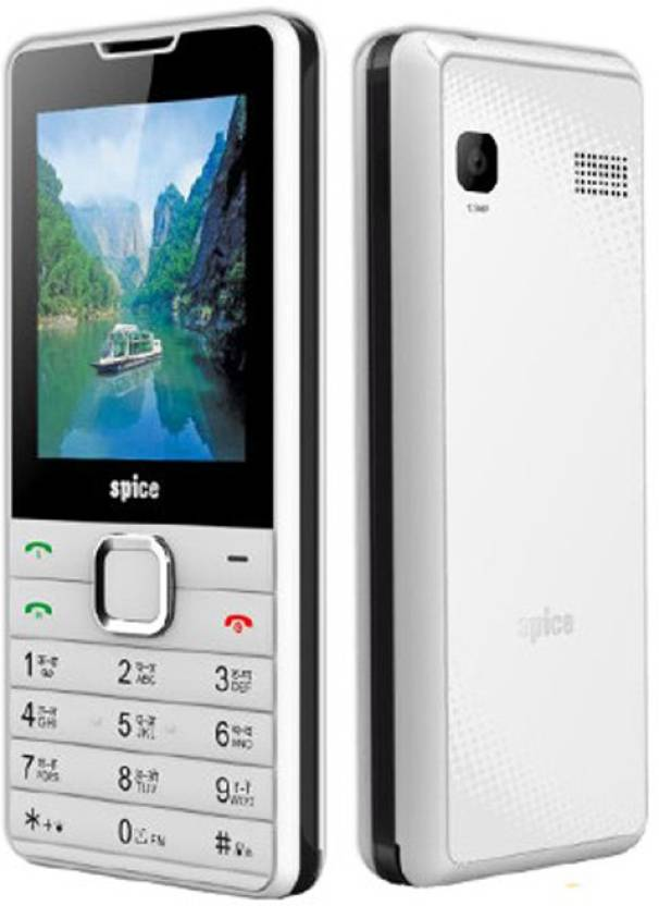 Spice Power S-577 with Power Share (White+Black)