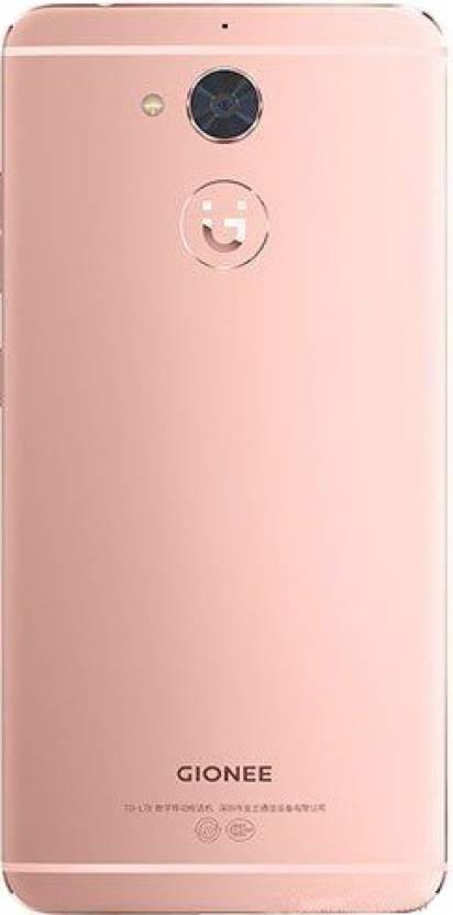 Gionee S6 Pro (Rose Gold, 32 GB)(4 GB RAM)