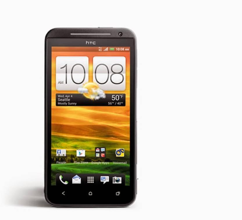 HTC EVO 4G (Black, 16 GB)