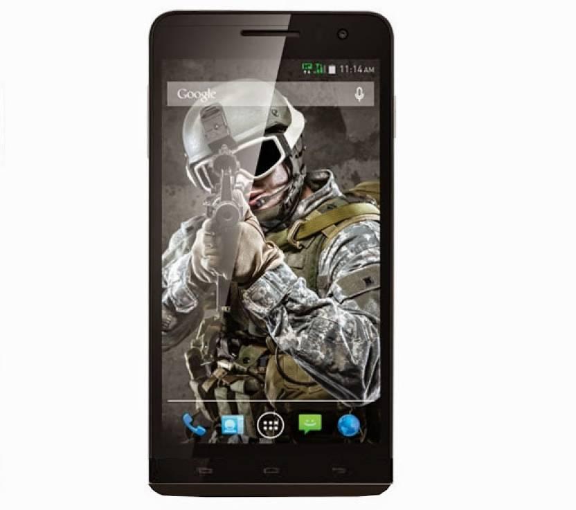 XOLO Play 8X-1100 (Black, 16 GB)