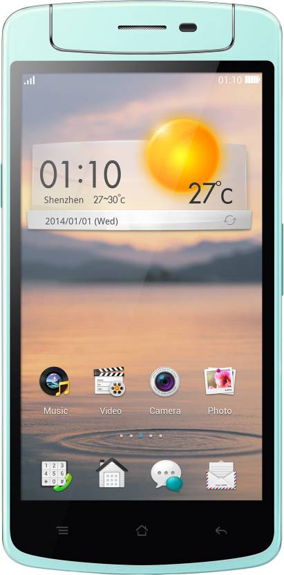OPPO N5111 (Cool Mint, 16 GB) (2 GB RAM)