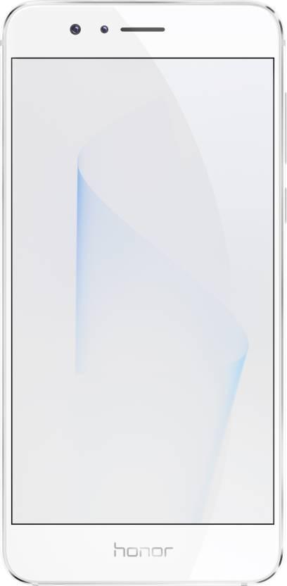 Honor 8  (Pearl White, 32 GB)