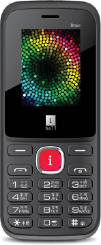 iBall Bravo 1.8E (Black)