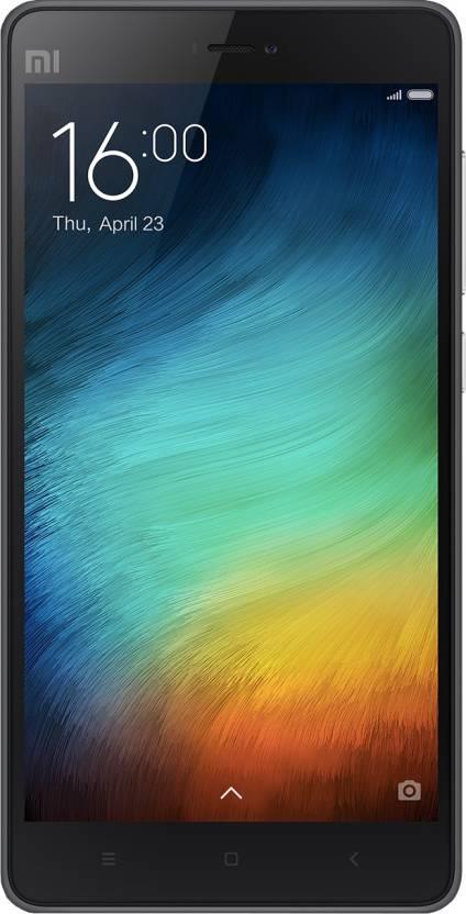 Mi 4i (Grey, 16 GB)