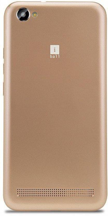 Iball Andi 5G Blink (Rose Gold, 8 GB)(1 GB RAM)