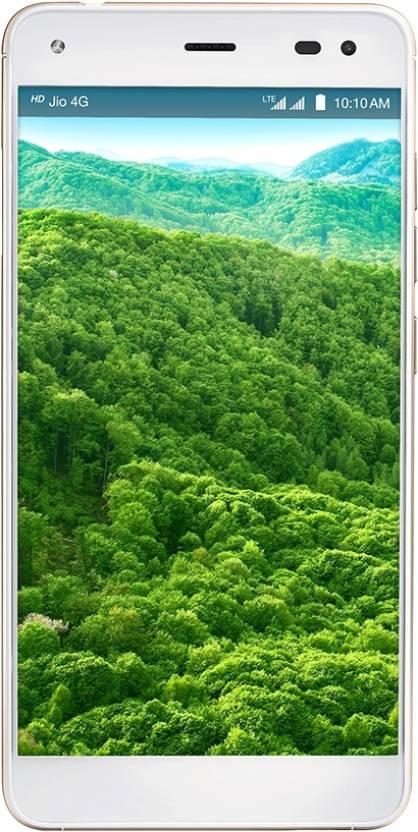 LYF Earth 1 (White, 32 GB)