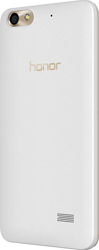 Honor 4C (White, 8 GB)(2 GB RAM)