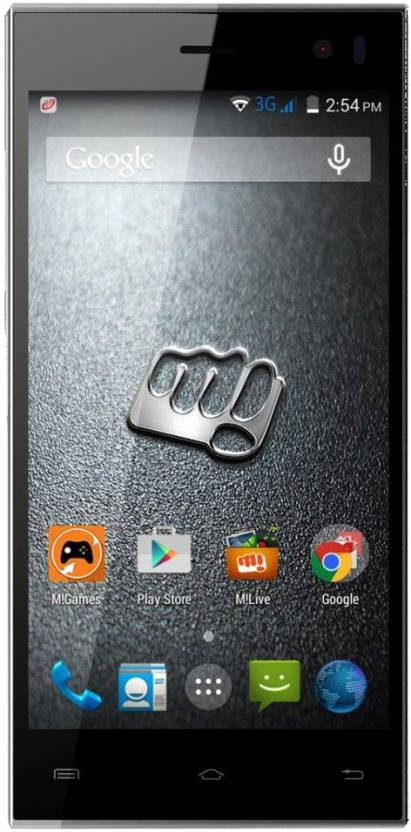Micromax Canvas Xpress A99 (Silver, 8 GB)