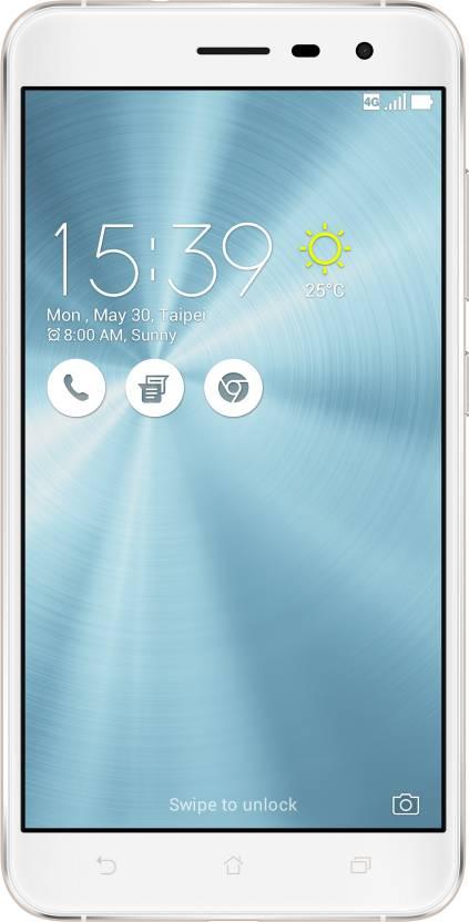 ZenFone 3 (ZE552KL) Moonlight White