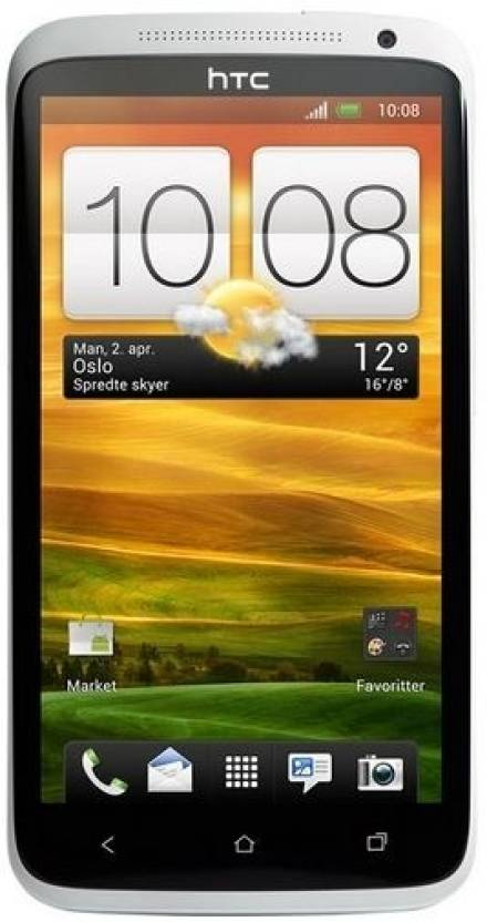 HTC ONE X S720E (White, 32 GB)