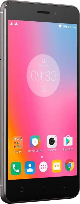 Lenovo K6 Power (Dark Gray, 32 GB)