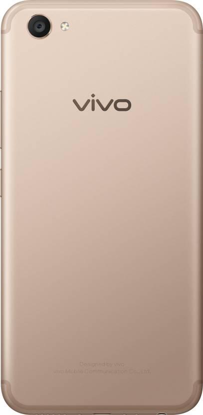 Vivo V5 Plus (Gold, 64 GB)(4 GB RAM)