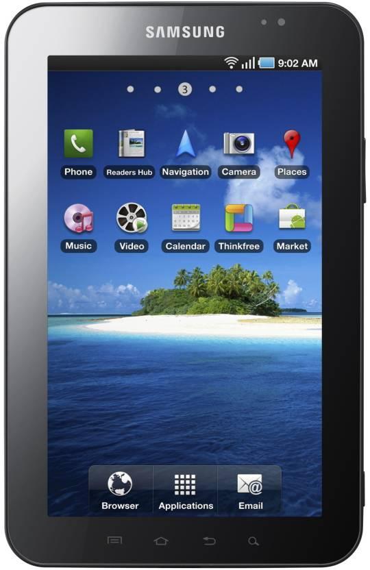 Samsung Galaxy Tab (Chic White, 16 GB)