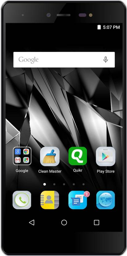 Micromax Canvas 5 (Slate Grey, 16 GB)
