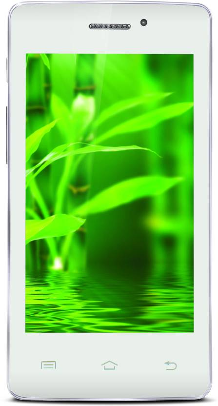 iBall Andi 4 IPS Tiger (White, 512 MB)