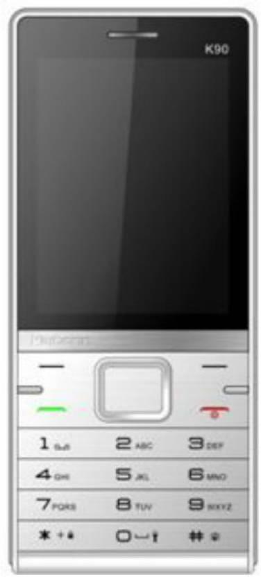Karbonn K90 (Black & Silver)