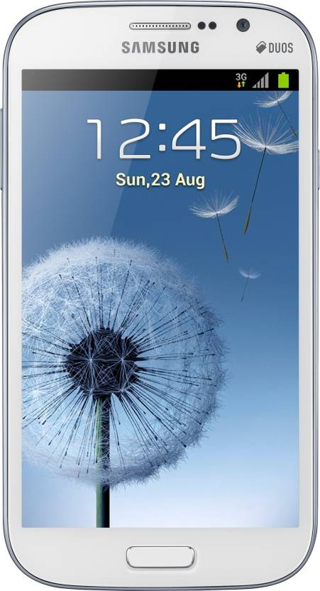 Samsung Galaxy Grand Duos (Elegant White, 8 GB)