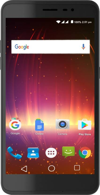 Panasonic P77 (Grey, 8 GB)