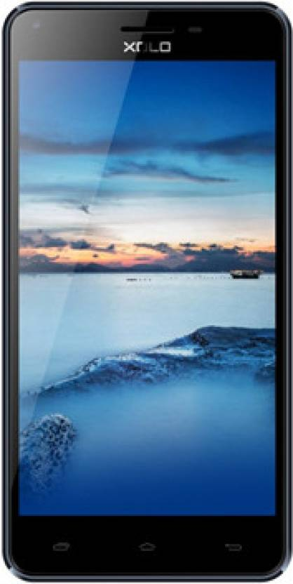 XOLO Q2000L (Black, 8 GB)