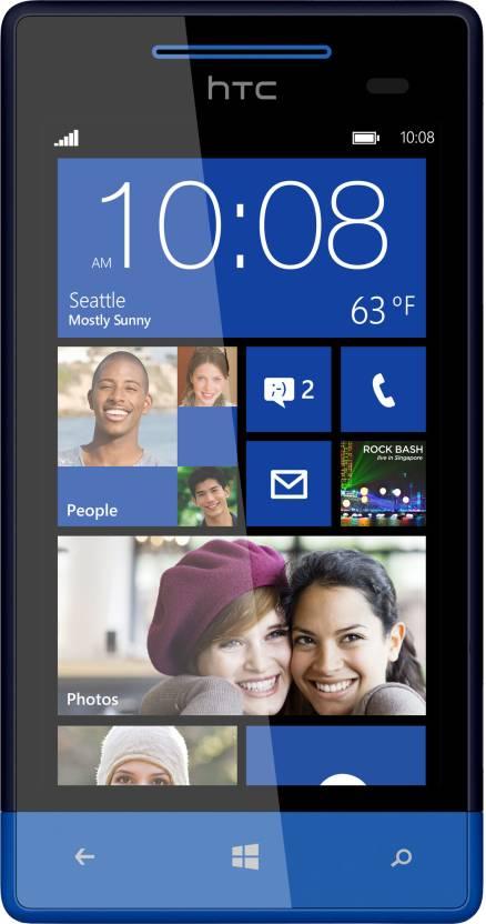 HTC 8S A620E (Atlantic Blue, 4 GB)