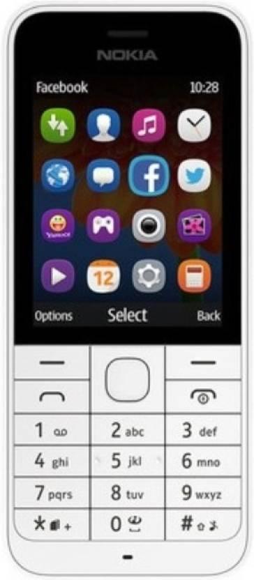 Nokia 220 (White)