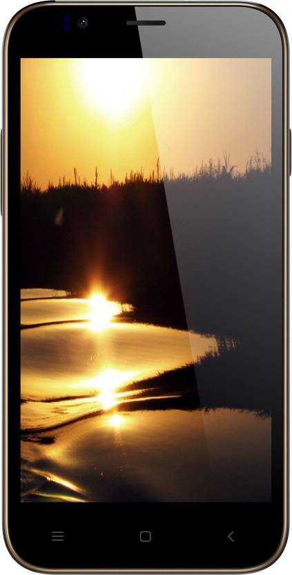 Karbonn Aura (Gold, 8 GB)