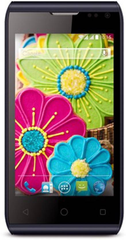 Karbonn ALFA A99 (BLACK AND GRAY, 4 GB)