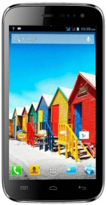 Micromax Canvas HD (Black, 4 GB)