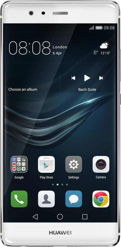 Huawei P9 (Mystic Silver, 32 GB)