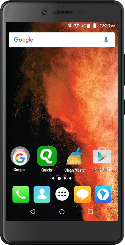 Micromax Canvas 6 Pro (Black, 16 GB)