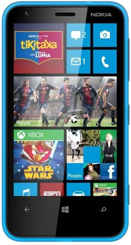 Nokia Lumia 620 (Cyan, 8 GB)