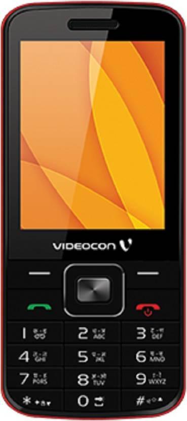 Videocon V1561 (Black)