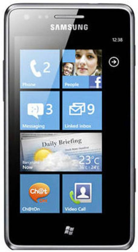 Samsung Omnia M (Deep Gray, 4 GB)