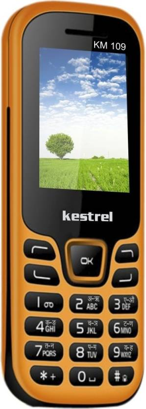 kestrel KM 109 (Orange)