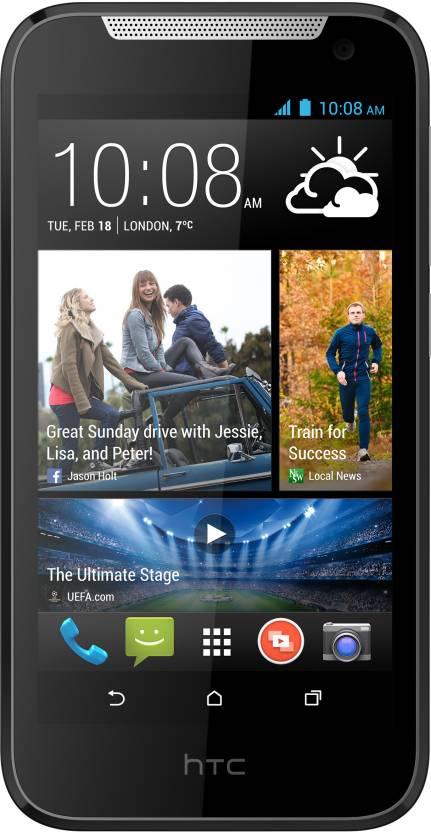 HTC Desire 310 Dual Sim (Arctic White, 4 GB)