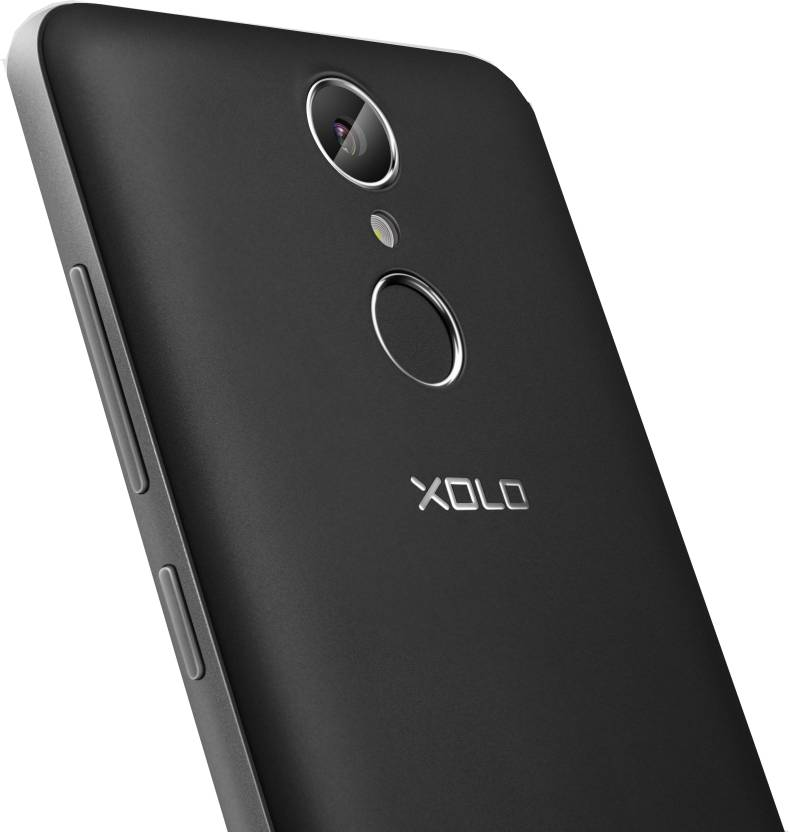 XOLO Era 2X (2GB) (Black and Gun, 16 GB)