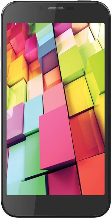 Intex Aqua 4g Plus (Black, 16 GB)