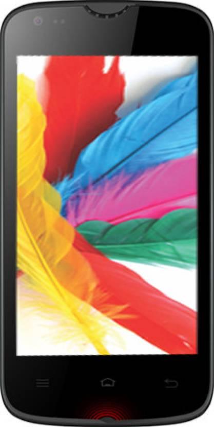 Celkon Millennium Dazzle Q44 (Black, 8 GB)