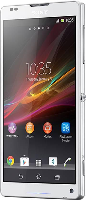 Sony Xperia ZL (White, 16 GB)