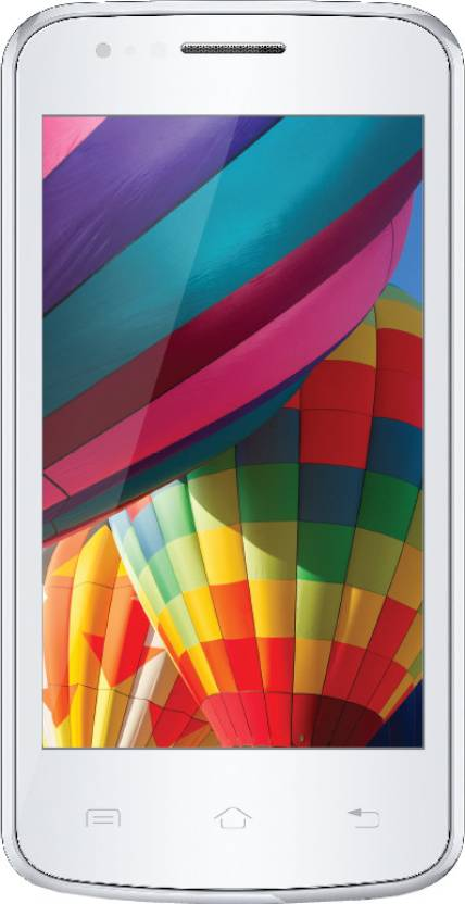 iBall Andi 4.5 K6 (White, 4 GB)