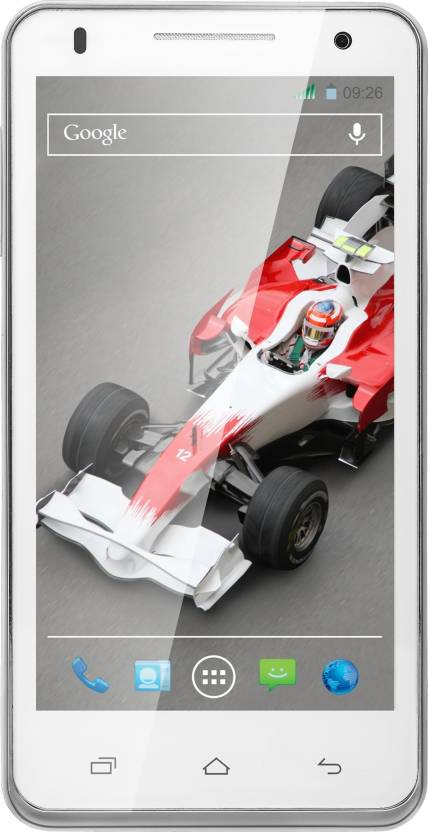 Xolo Q900 (White, 4 GB)