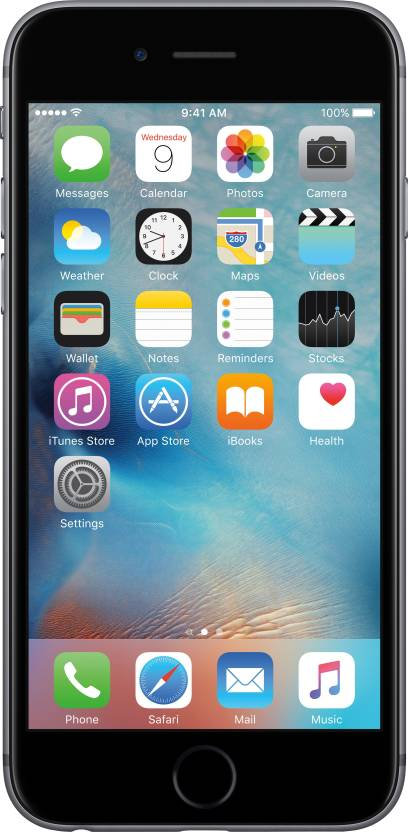 Apple iPhone 6s (Space Grey, 128 GB)