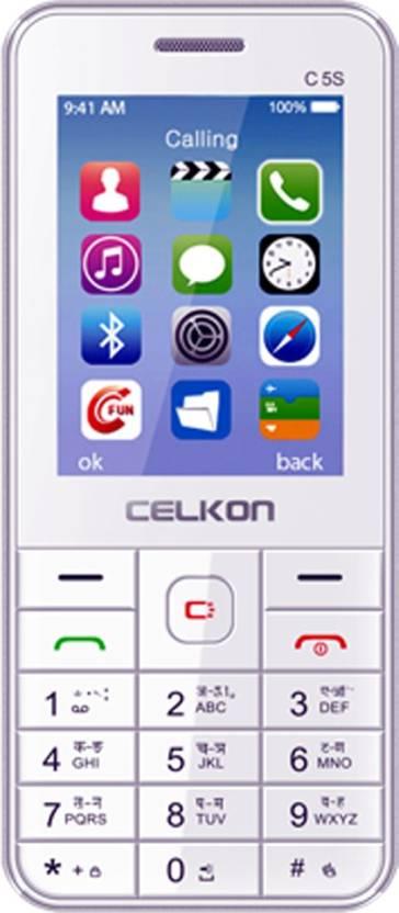 Celkon C5s
